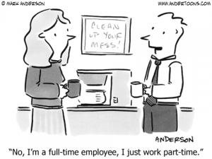 employing a graduate