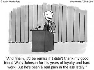 Loyalty from Graduates